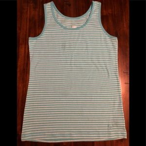 Justice tank girls size 20